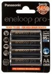 Obrázok produktu Panasonic Eneloop Pro AA NiMH 1, 2V 2450mAh BL4