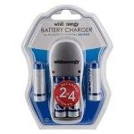 Obrázok produktu WE Nabíječka pro 4 baterie AA / AAA + 4x AA 2800mAh