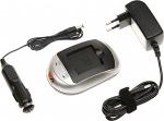 Obrázok produktu Nabíječka T6 power Panasonic DMW-BCF10,  230V,  12V,  1A