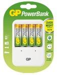 Obrázok produktu Nabíječka baterií GP PB420 + 4AA NiMH2500