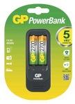 Obrázok produktu Nabíječka baterií GP PB560 + 2AA NiMH2700