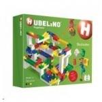 Obrázok produktu HUBELINO Guličková dráha - set s kockami Maxi 200 ks