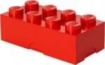 Obrázok produktu LEGO box na svačinu 100 x 200 x 75 mm - červená