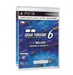 Obrázok produktu Gran Turismo 6 Live Card 1, 000, 000 Cr.