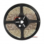 Obrázok produktu WE LED pásek vodotesný 5m studená biela 6000K /  LED 60ks / m 4.8W / m 12V DC