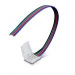 Obrázok produktu Whitenergy konektor pre pripojenie LED pásky (5 ks)