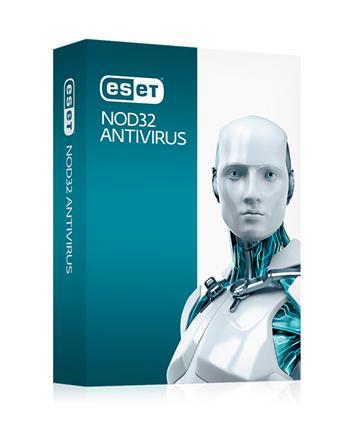 ESET NOD32 Antivirus - licencia pre 1 PC  -
