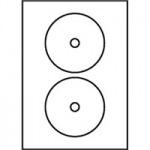 Obrázok produktu Rayfilm štítky CD07 118 / 18, univerzálne biele